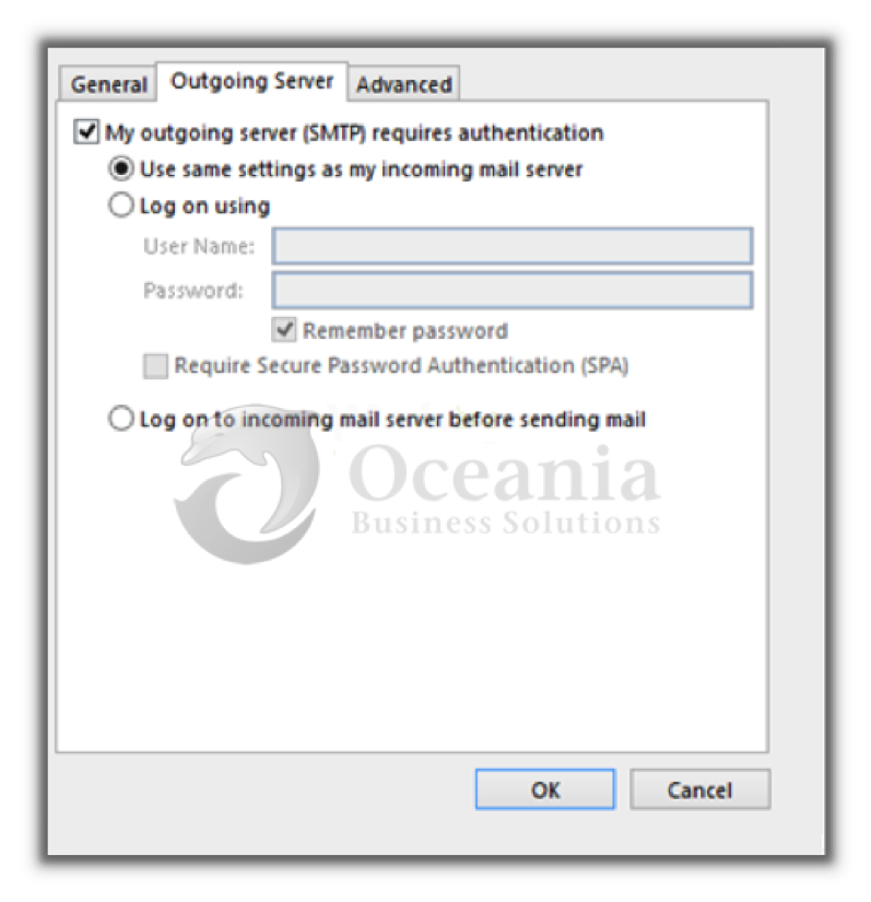 Configure Email in Outlook 2013 Fig 7